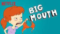 Big Mouth serie netflix / Moreflix.dk