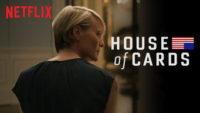 House of Cards serie netflix / Moreflix.dk