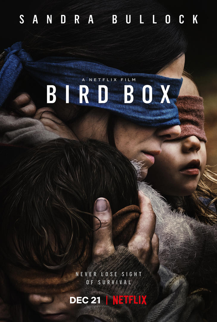 Bird Box trailer Susanne Bier netflix film / Moreflix.dk