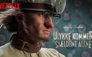 Lemony Snicket's A Series of Unfortunate Events serie Netflix / Moreflix.dk