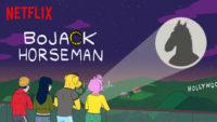 BoJack Horseman serie Netflix / Moreflix.dk