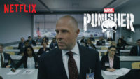 The Punisher Marvel serie Netflix / Moreflix.dk