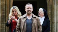 Ricky Gervais After life netflix serie / Moreflix.dk