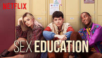 Sex Education serie Netflix / Moreflix.dk
