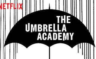 The Umbrella Academy Netflix serie / Moreflix.dk
