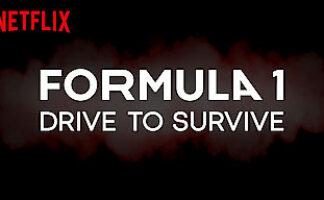 Formula 1 Drive to Survive Netflix serie / Moreflix.dk