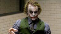 Bedste skurk Netflix Dark Knight Heath Ledger Jokeren / Moreflix.dk