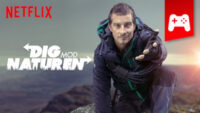 You Vs. Wild interaktiv serie Netflix / Moreflix.dk
