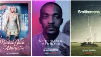Black Mirror Sæson 5 plakater Netflix / Moreflix.dk