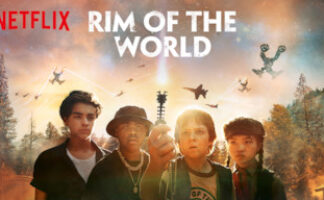 Rim of the World Netflix film / Moreflix.dk