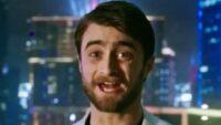 Daniel Radcliffe (Miracle Workers, Swiss Army Man, HarryDaniel Radcliffe Unbreakable Kimmy Schmidt interaktiv Netflix / Moreflix.dk