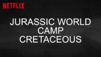 Jurassic World: Camp Cretaceous serie Netflix / Moreflix.dk