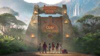 Jurassic World: Camp Cretaceous serie teaser Netflix / Moreflix.dk